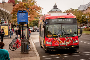 Easy-to-understand routes connected to more transportation options.