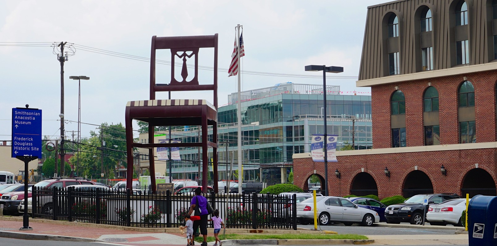 The Big Chair in Anacostia