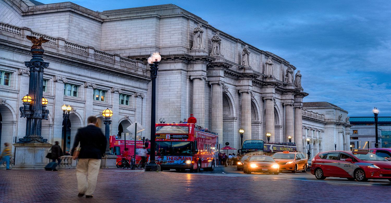 Union Station Washington DC Credit Sam Kittner