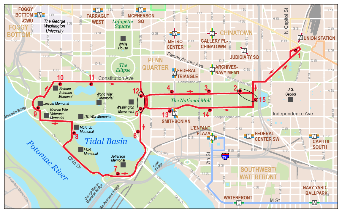 National Mall | Washington D.C. Circulator