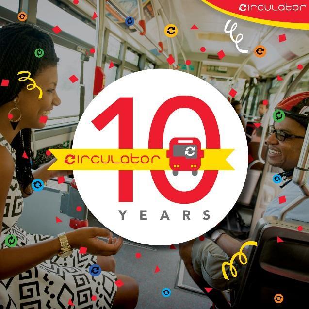 DC Circulator 10 Year Anniversary Celebration