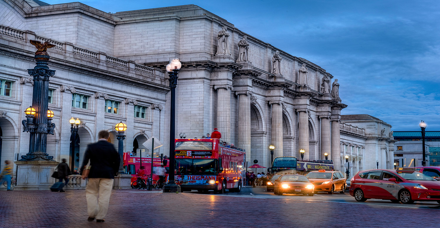 Union Station Washington DC Credit Sam Kittner