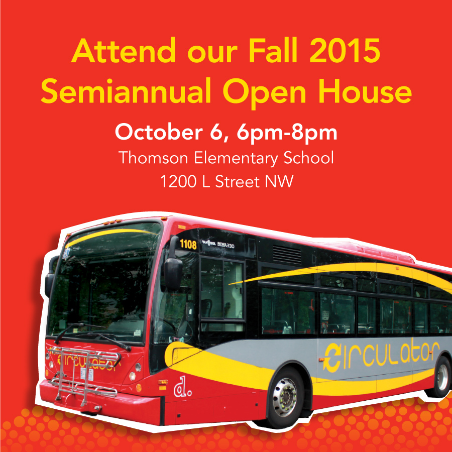 Fall 2015 Semiannual Open House photo