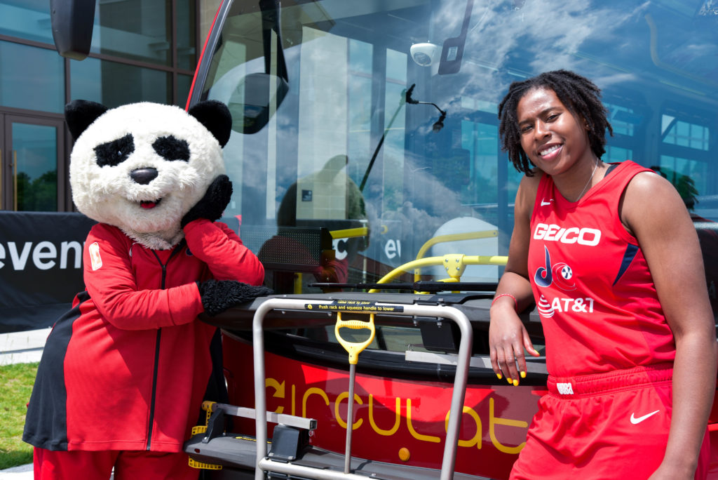 Picture of Bus and Mystics Player